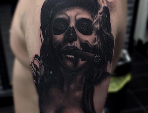 Tattoo by Gari Henderson
