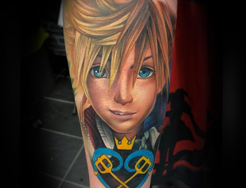 Tattoo by Kayley Henderson